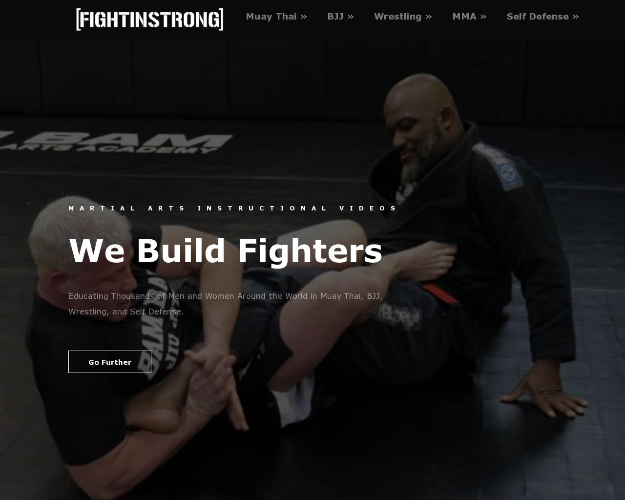 fightinstrong.com