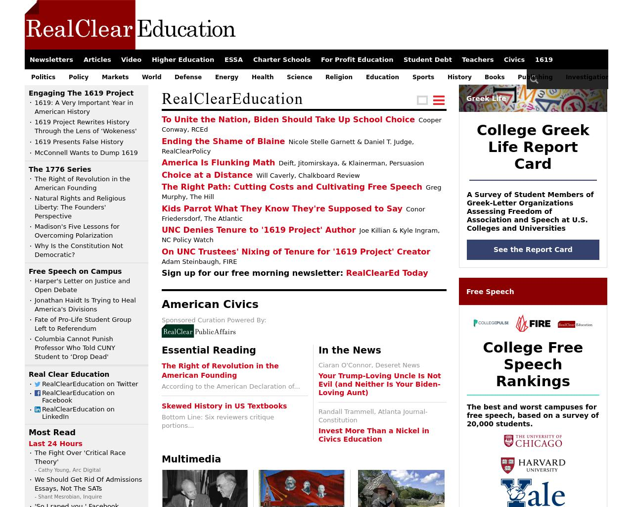 realcleareducation.com